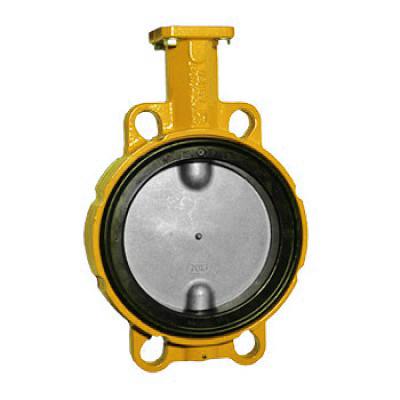 Absperrklappe 994B DVGW-Gas (Serie 900)